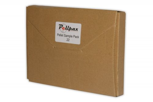 Pellpax Pellet Sample Pack .22