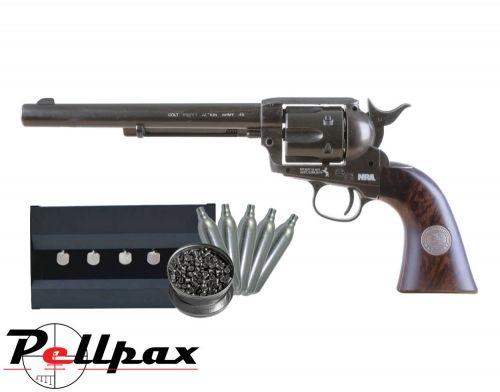 Pellpax Quickshot Pistol Combo - .177 Pellet Air Pistol