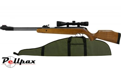 Pellpax Rabbit Magnum Underlever Full Kit - .22 Air Rifle