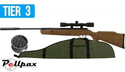Pellpax Rabbit Sniper eXtreme Kit .22