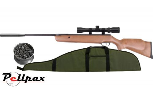 Pellpax Rabbit Sniper Kit - .22 Air Rifle