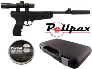 Pellpax Rat Dispatcher Kit - .22 Pellet