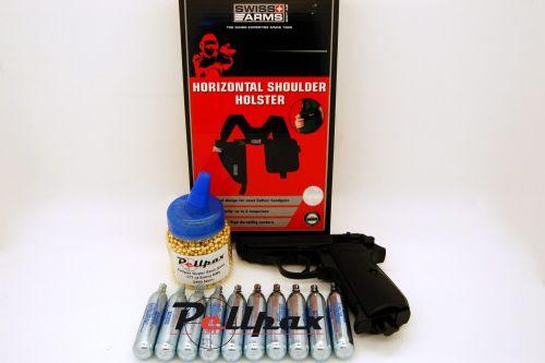 pellpax secret agent kit co2 powered air pistols pellpax. Black Bedroom Furniture Sets. Home Design Ideas