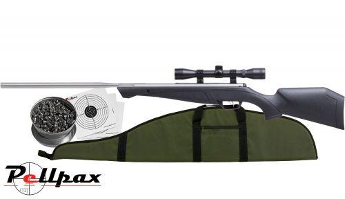 Pellpax Silver Fox Kit - .22 Air Rifle