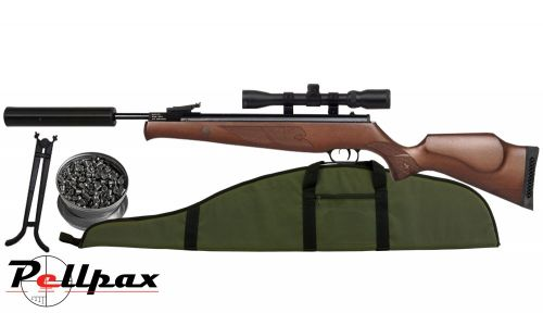 Pellpax Storm X Deluxe Kit - .22 Air Rifle