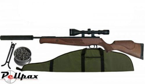Pellpax Storm X Deluxe Kit - .177 Air Rifle