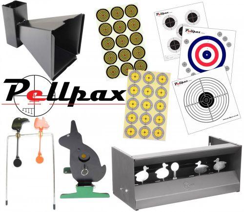 Pellpax Target Selection