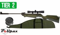 Pellpax Warrior Gas Ram Special - .177