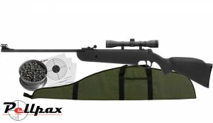 Pellpax Wildcat Air Rifle Kit .22