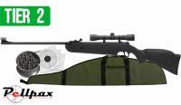 Pellpax Wildcat Air Rifle Kit .22