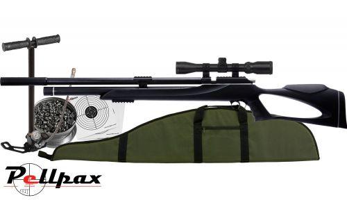 Pellpax Wolf PCP Kit - .177 Air Rifle