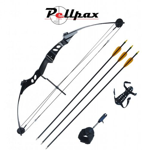 Petron Stealth Adult Compound Bow Kit