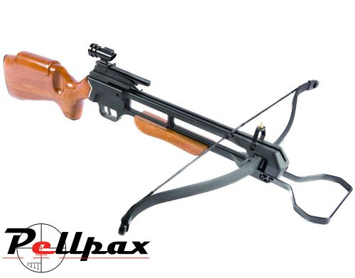 Petron Stealth Wood Stock Crossbow - 150lb
