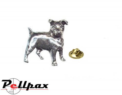 Pewter Pin Jack Russell Terrier - Ex Display