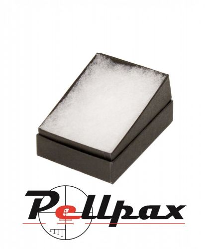 Card Box Black for Pewter Pins