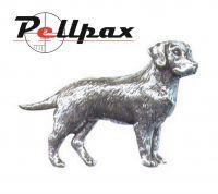 Pewter Pin Labrador