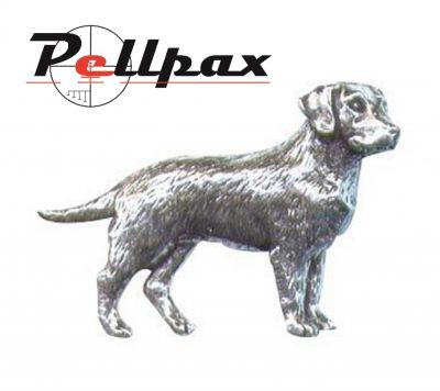 Pewter Pin Labrador