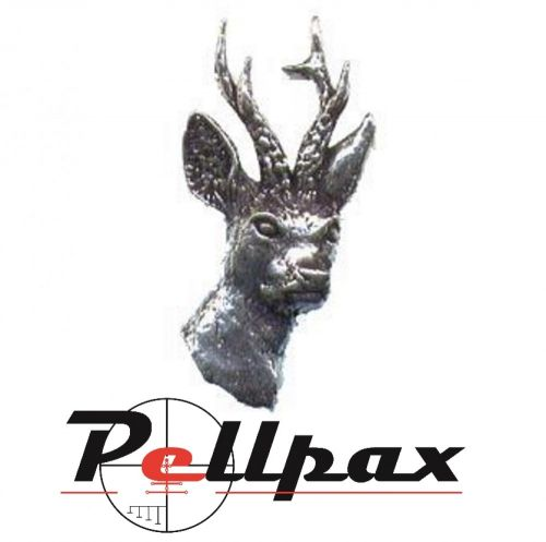 Pewter Pin Roe Deer