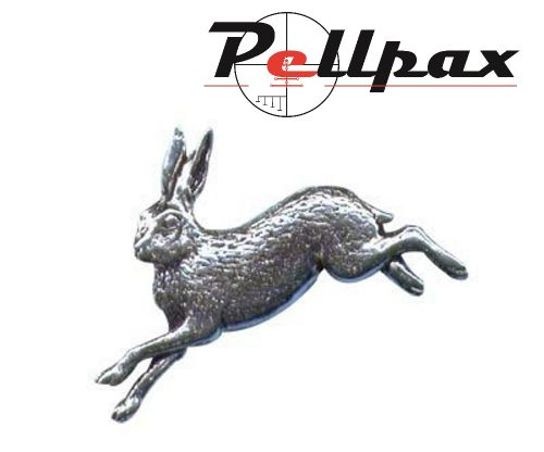 Pewter Pin Hare