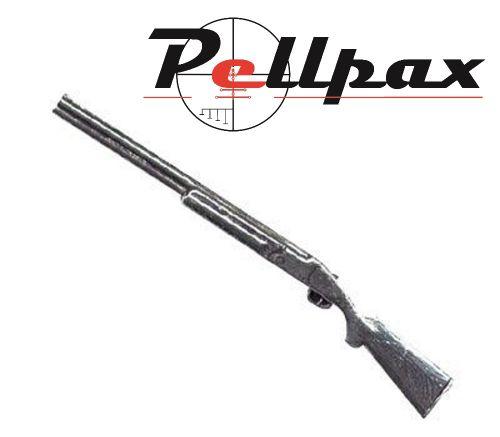 Pewter Pin O/U Shotgun