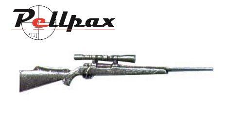Pewter Pin Hunting Rifle
