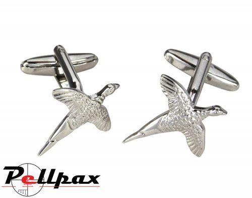 Pheasant Cuff Links By Jack Pyke