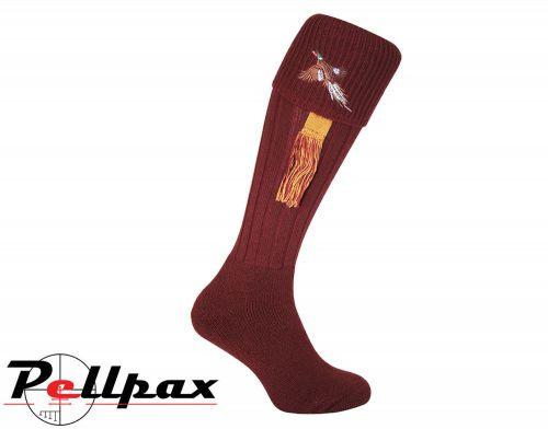 Pheasant Socks By Jack Pyke