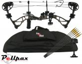 EK Archery Assassin Full Kit - Camo