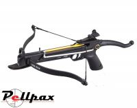 EK Archery Cobra 80lbs Pistol Crossbow - Black