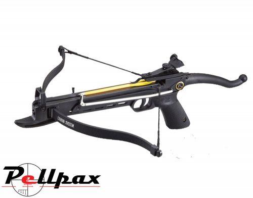 EK Archery Cobra 80lbs Pistol Crossbow - Black