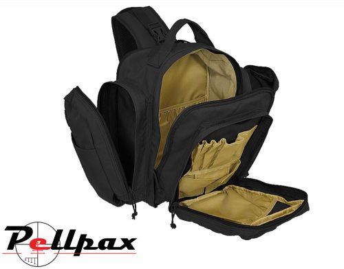 Hazard 4 EVAC™ Watson™ Lumbar Chest Sling Pack 19.2L: Black / Coyote