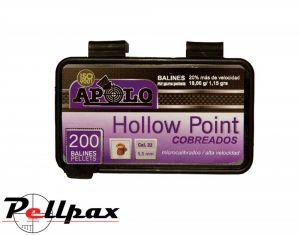 Apolo Hollow Point Copper .22 x 200