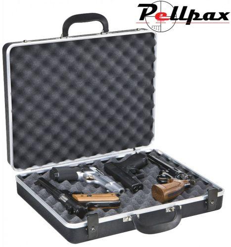 Plano Deluxe Four Pistol Pistol Case