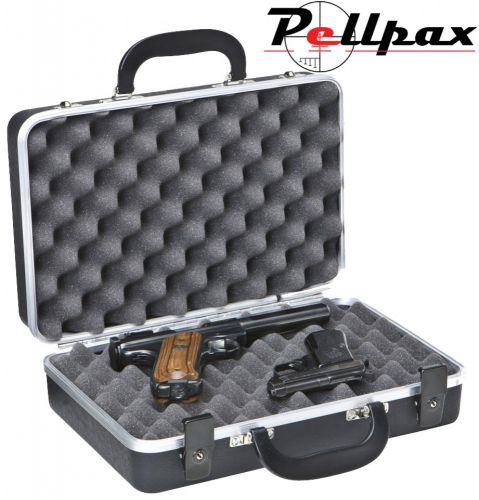 Plano Deluxe Two Pistol Case