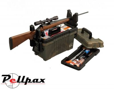 Plano Shooters Case and Rifle Rest