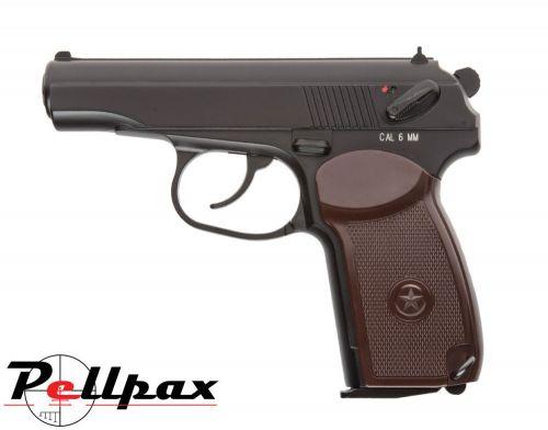 KWC PM .177 Pellet CO2 Pistol - Ex-Display