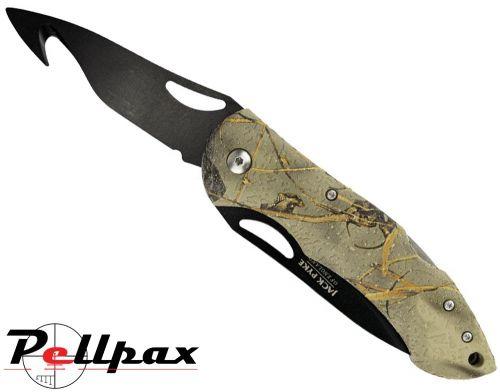 Jack Pyke Poachers Folding Knife - Triple Blade