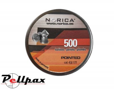 Norica Pointed .177 x 500