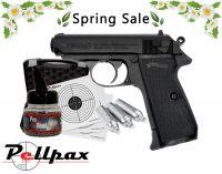 Walther PPK/s - 4.5mm BB - Full Pistol Kit