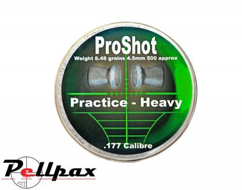 ProShot Practice Heavy .177 x 500