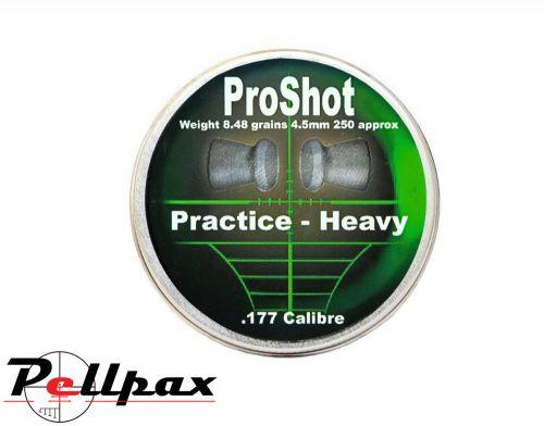 ProShot Practice Heavy .177 x 250