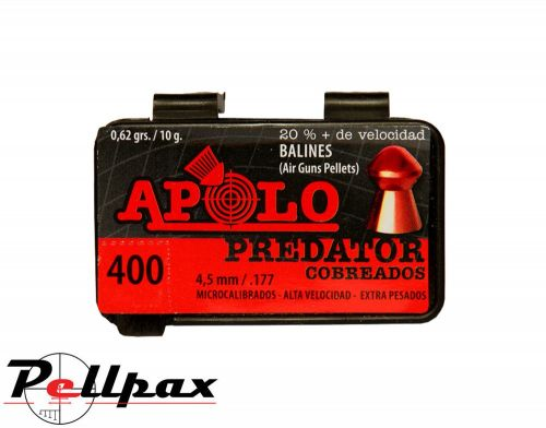Apolo Predator Copper .177 x 400