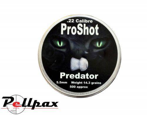 ProShot Predator .22 x 500