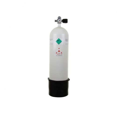 Premium 12 ltr 300 Bar Charging Bottle and Fittings