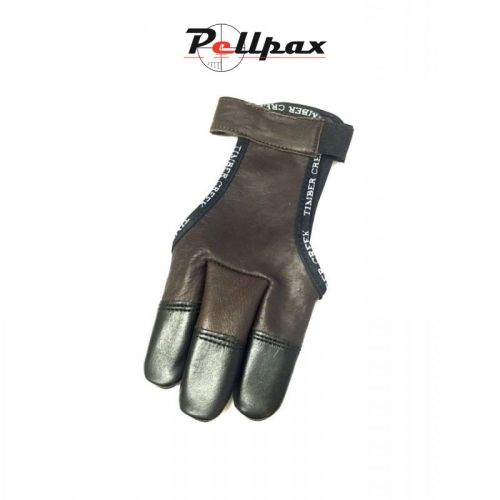 Timber Creek Premium Leather Glove - Cordovan Tips
