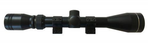 ProShot Precision 3-9x40 w/ Mounts - Duplex Reticle