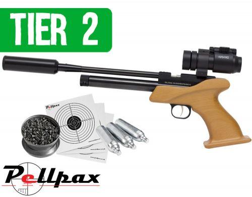 ProShot CP1 Stealth Kit - .177 Pellet Air Pistol