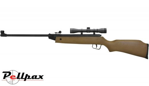 ProShot Fox Cub Air Rifle Combo .177
