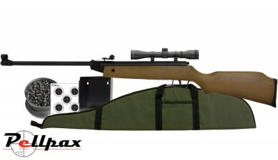 ProShot Fox Cub Starter Kit - .177 Air Rifle