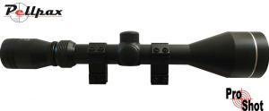 ProShot Precision w/ Mounts - 3-9x50